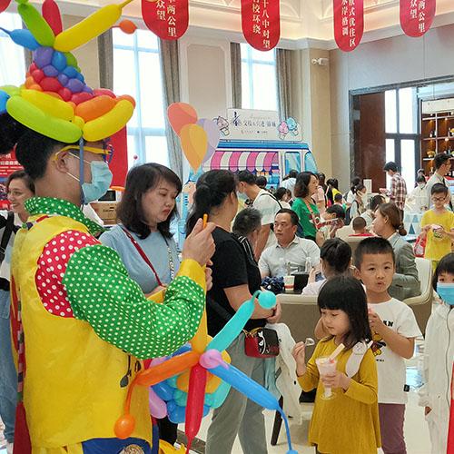 兴进锦城精彩活动回顾 充满梦幻的经典儿童剧,脑洞大开的手工游戏,欢度整个周末