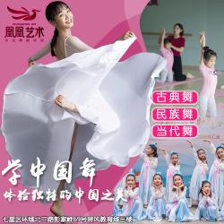 19.9元体验4节中国舞体验,桂林凰凰艺术让你的孩子感受独特的中国之美